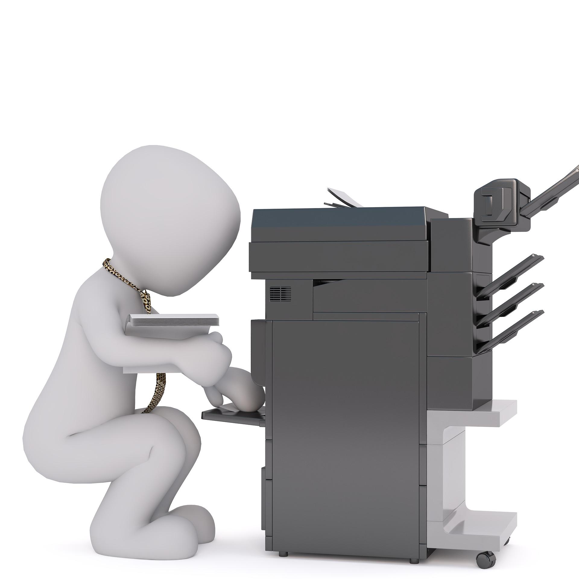 Jak działa wirtualny faks?